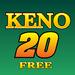 Keno 20 Multi Card FREE